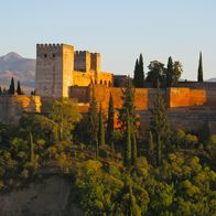 Alhambra and Generalife, Granada, Spain