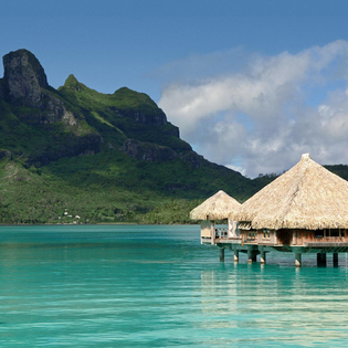 Tahiti, Papara, French Polynesia
