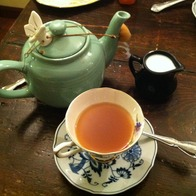 Alice's Tea Cup: Chapter III, New York, New York