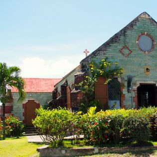 St. Barnabas Anglican Church, Liberta, Antigua and Barbuda