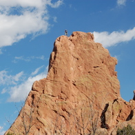 Garden of the Gods Visitor Center, Colorado Springs, Colorado