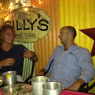 Silly's Restaurant, Portland, Maine
