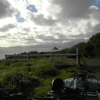 Kualoa Ranch, Kaneohe, Hawaii