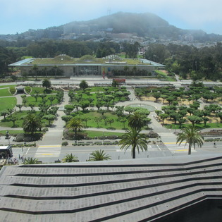 de Young Museum, San Francisco, California