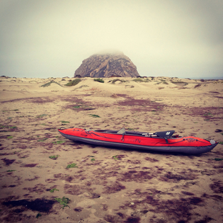 Morro Rock, Morro Bay, California