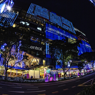 Orchard Central, Singapore, Singapore