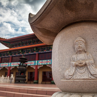 Nanhua Buddhist Temple, Bronkhorstspruit, South Africa
