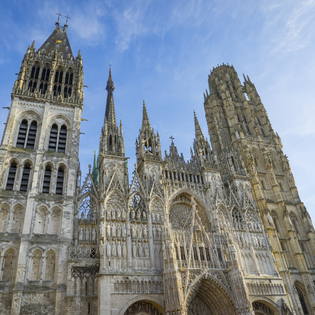 Rouen Bicycle Tour with Fred Ollivier, Rouen, France