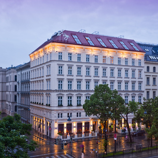 The Ring Hotel , Wien, Austria