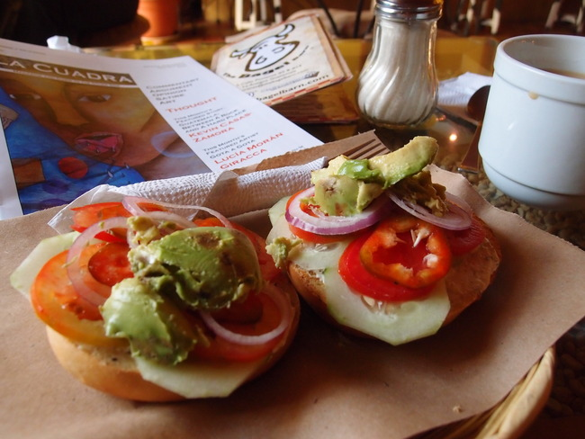 The Bagel Barn, Antigua Guatemala, Guatemala