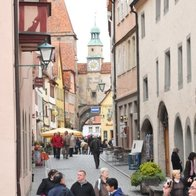 Rothenburg ob der Tauber, Rothenburg, Germany