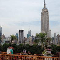 230 Fifth Rooftop Lounge, New York, New York