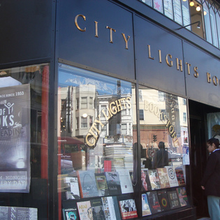 City Lights Booksellers & Publishers, San Francisco, California