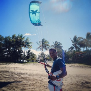 Laurel Eastman Kiteboarding (LEK), Cabarete, Dominican Republic