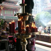 Mengjia Longshan Temple, Wanhua District, Taiwan