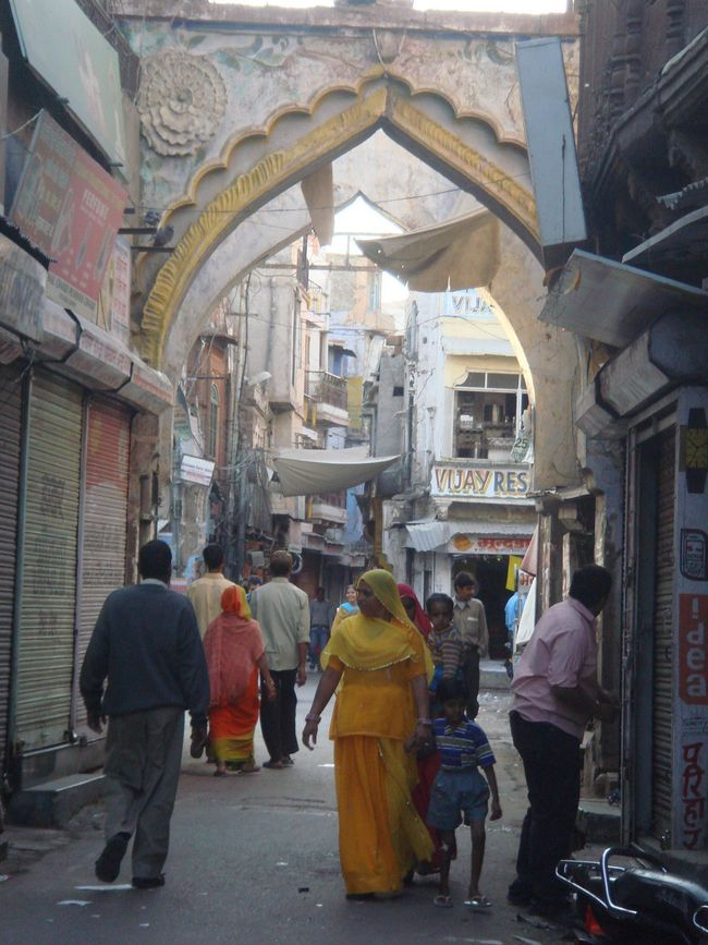 (The Streets of Jodhpur), Jodhpur, India