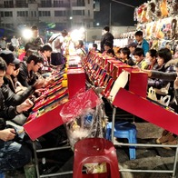 台南花園夜市 (Hua Yuan Night Market in Tainan, Taiwan), Bei District, Taiwan