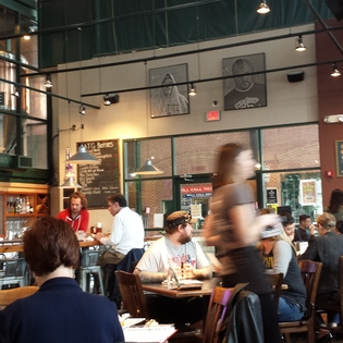Against the Grain Brewery and Smokehouse, Louisville, Kentucky