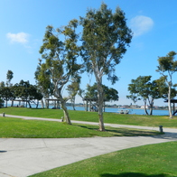 Embarcadero Marina Park North, San Diego, California