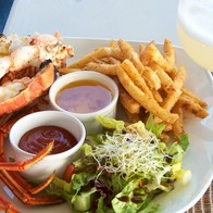 Lobster Alive, Bridgetown, Barbados
