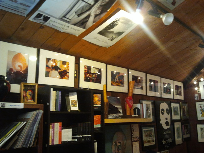 Henry Miller Library, Big Sur, California