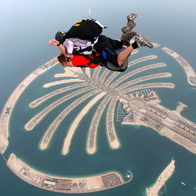 Skydive Dubai, Dubai, United Arab Emirates