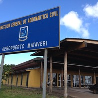 Mataveri International Airport, Isla de Pascua, Chile