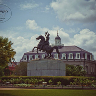 Jackson Square, New Orleans, Louisiana