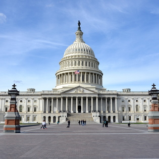 United States Capitol Building, Washington, District of Columbia