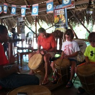 Lebeha Drumming Center, Hopkins, Belize