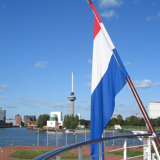 Maashaven, Rotterdam, The Netherlands
