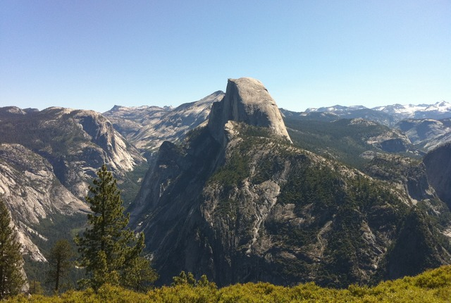 Glacier Point, Mariposa, California