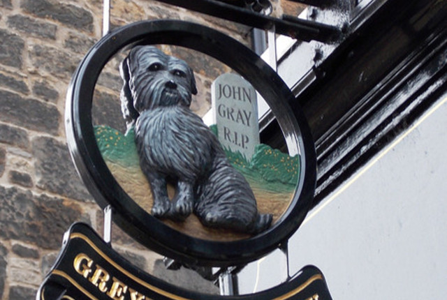 Greyfriars Bobby Bar, Edinburgh, United Kingdom