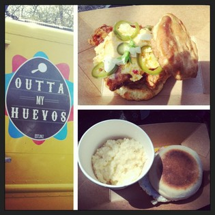 Outta My Huevos, North Charleston, South Carolina