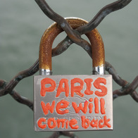 Pont des Arts, Paris, France