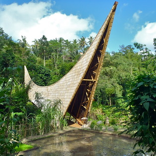 Green School, Abiansemal, Indonesia