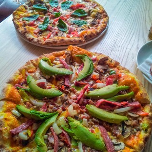 Perfect Pizzas in Jo'burg