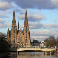 Saint Paul's Church, Strasbourg, France