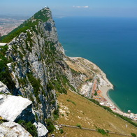 GIBRALTAR / TOP OF THE ROCK, Gibraltar, Gibraltar