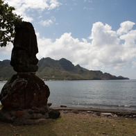 Hiva Oa, Southern Group, French Polynesia