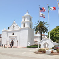 Old Mission San Luis Rey, Oceanside, California