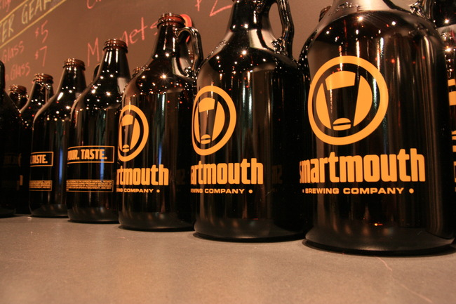 Smartmouth Beer, Norfolk, Virginia