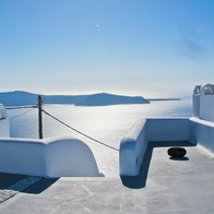 Imerovigli, Thira, Greece