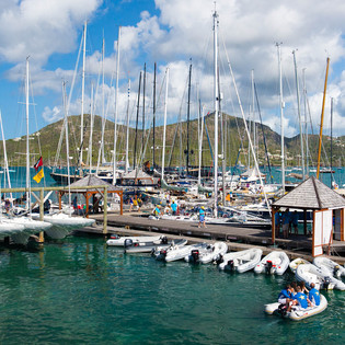 Antigua Yacht Club Marina Resort, Saint Paul, Antigua and Barbuda