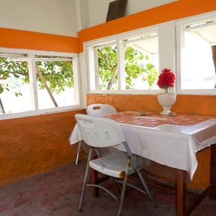 Redmans Simple Restaurant, Eastern Tobago, Trinidad and Tobago