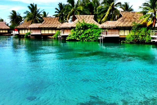 Moorea, Windward Islands, French Polynesia