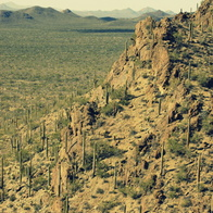 Gates Pass, Tucson, Arizona