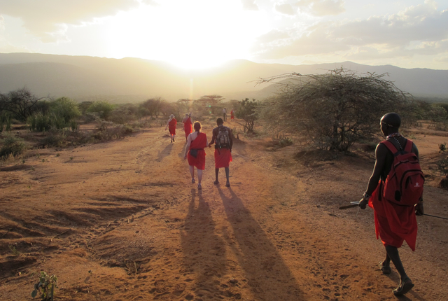 Bush Adventures, Isiolo, Kenya
