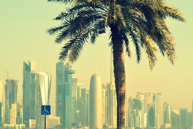 Financial District, Doha, Qatar