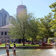Copley Square, Boston, Massachusetts